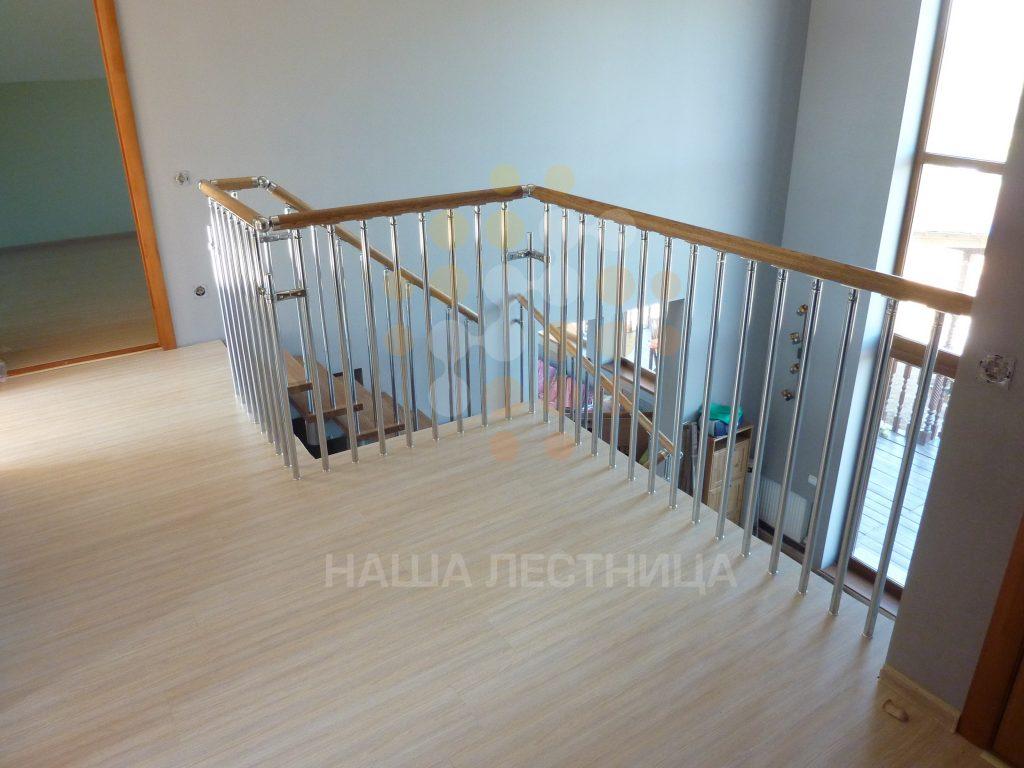 Лестница-модульная. Ограждение второго света в доме.