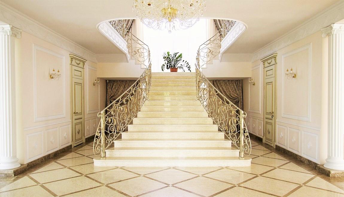 Лестницы <br> Лестничные ограждения