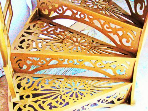 КП Малая Италия Винтовая лестница 5