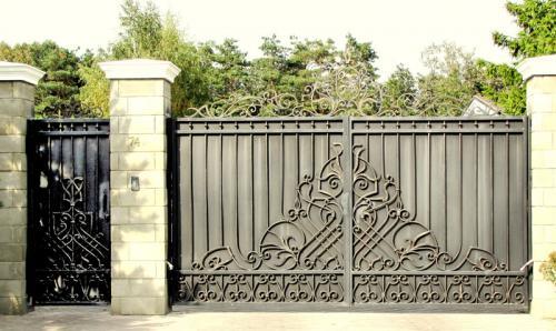 кованые-ворота-и-калитки-наши-работы