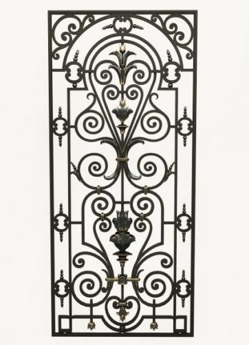 Art-Master Kovka кованые решетки (2)