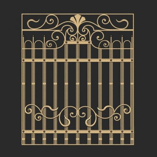 Art-Master Kovka кованые решетки (7)