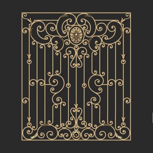 Art-Master Kovka кованые решетки (8)
