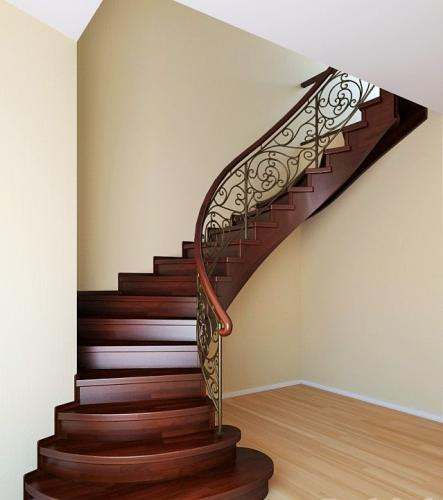 Art-Master Kovka лестницы на металлокаркасе (13)