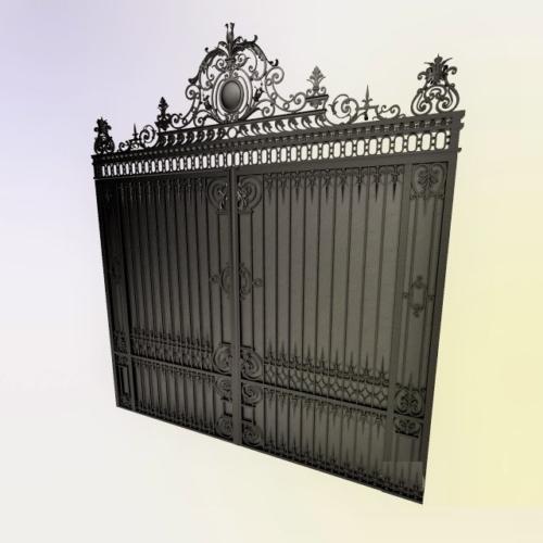 am-kovka.ru кованые ворота  (11)