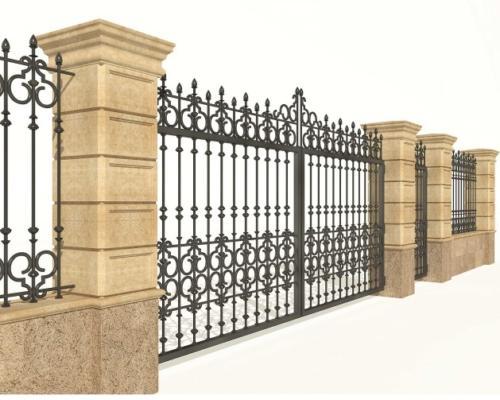 am-kovka.ru кованые ворота  (12)