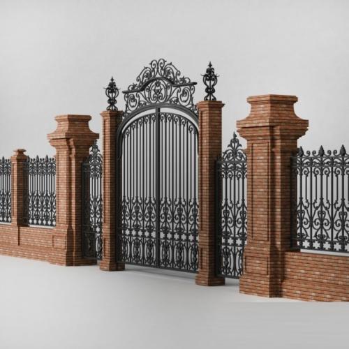 am-kovka.ru кованые ворота  (6)